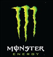 The Monster drink Logo