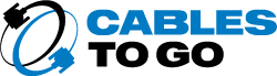 The >Cables to Go Logo